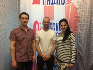 Аида ГАДЖИМИРЗАЕВА и Вадим КОЛОДОЧКИН