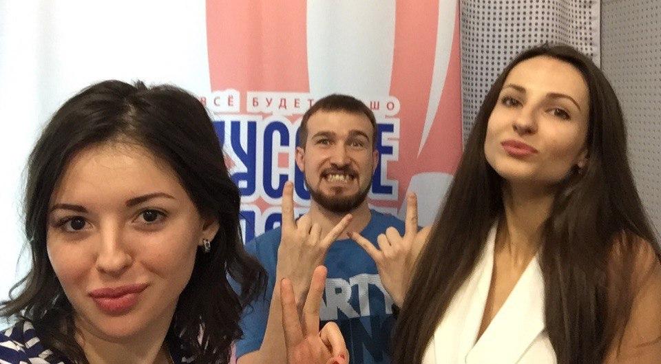 Юлия ПОПОВА и Полина ТЕТКИНА