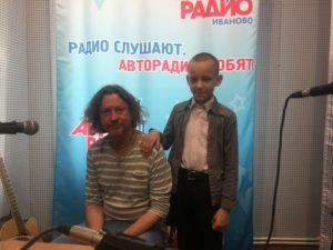 Дмитрий ГАРКАВИ и Артемий БОГАЧЕВ