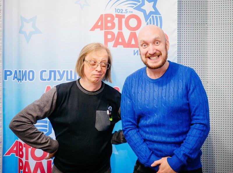 Алексей Машкевич и Михаил Шор
