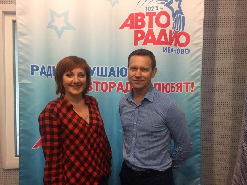 Татьяна ВАГАЧЁВА и Андрей ПЛЕШКОВ